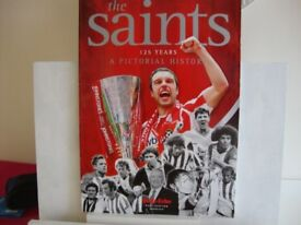THE SAINTS - 125 YEARS - A PICTORIAL HISTORY