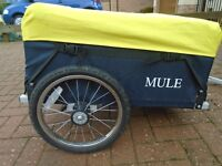 Avenir Mule bicycle trailer.
