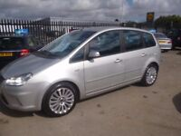 Ford C-MAX Titanium TD136,5 door hatchback,1 previous owner,2 keys,FSH,full MOT,very clean tidy car