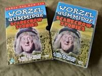 Original worzel gummidge 3 dvd box set