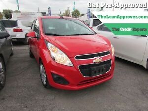 2015 Chevrolet Spark 1LT | ONE OWNER | SAT RADIO