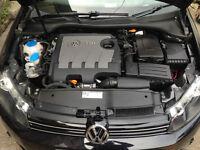 VW GOLF MK6 AUDI A1 SEAT LEON MK2 1.6 TDI CAY CAYC ENGINE 30K MILES EXCELLENT