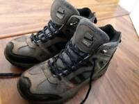 Hiking boots size 3
