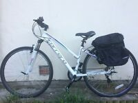 Women's Carrera Mountain Bike, Rarely Used
