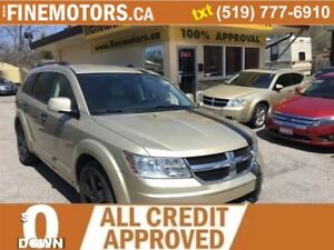 "2010 Dodge Journey R/T - *V6  *All Wheel Drive *Leather *19"" Rim"
