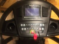zr9 tread mill new condition used just thrice