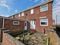 Lovely 3 Bedroom House available to rent in Witherwack, Sunderland. Low Move in Costs!
