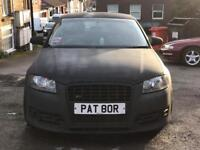 Audi a3 special edition s3 conversion
