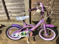 FREE Tinkerbell bike SOLD