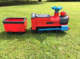 Chad Valley Ride-on Train