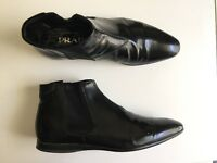 Prada Leather Boots - New condition -70% off