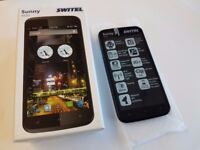 Sunny Switel S52D dual Sim Android phone, brand new and unlocked
