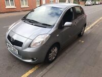 2007 TOYOTA YARIS 1.3 VVT-I TR SERVICE HISTORY 1 OWNER 1 YEAR M.O.T