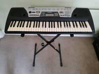 Yamaha PSR-175 Music Keyboard with Folding Stand