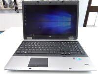 "HP PROBOOK 6540P Laptop Notebook 15.5"" Screen 500GB 4GB Windows 10 ( 2 of 2 )"