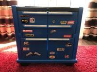 Step 2 kids tool chest / storage cupboard