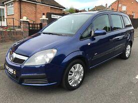 Vauxhall Zafira 1.6 Life **7 Seater** ** Full Service History**