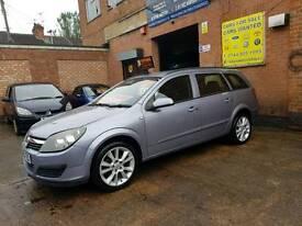 2006 Vauxhall Astra Estate 1.4 - 3 Months Warranty