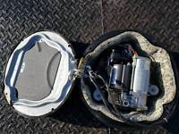 Range Rover L322 Air suspension compressor