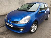 Stunning 2006 56 Renault Clio 1.4 Dynamique 5Dr **2 Owners+Only 76000+Full History+Timing Belt**