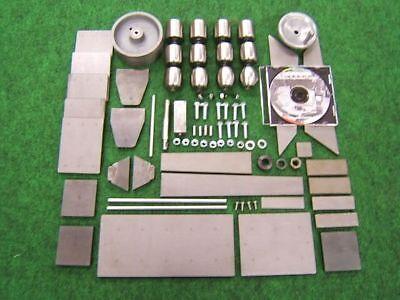 English Wheel Kit 4 - Planishing Hammer Pullmax Rat Rod Harley - Usa