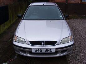 Honda Civic 1998, 1.4 L, Petrol, 98940miles, MOT until August , general good condition