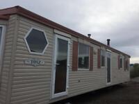 3 bed static caravan double glazed 36x12
