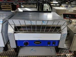 Commercial Pop-Up and Conveyor Toasters--Brand New Display and Warming Equipment