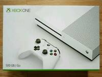 Xbox One S - White 500Gb - Brand New and Sealed