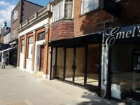 Shop/Office Premises To Let In Whetstone, London N20 – A2 Usage