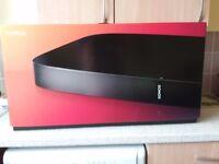 Sonos wireless sound system plus sub