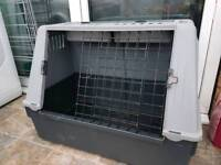 Ferplast Atlas Dog Cage and FREE dog bed