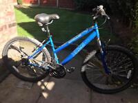 ladies appollo xc26 mountain bike