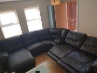 Corner sofa Electric recliners