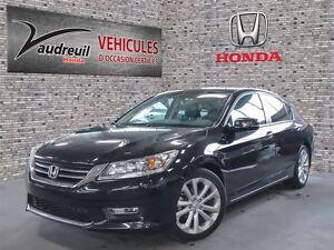 2013 Honda Accord Touring*CUIRE*GPS*CAMERA
