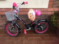 Cherrie 16 inch girls bike