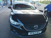 Mazda, 6, Estate, 2014, Manual, 2191 (cc), 5 doors