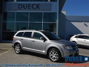 2016 Dodge Journey R/T  Leather - Heated Seats