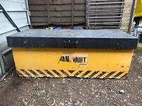 Heavy Duty tool box for Van/Tipper/Pickup