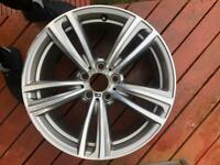 """4 x Genuine 19"""" BMW 442M alloys M Sport"""