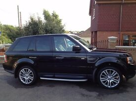 Land Rover Range Rover Sport 3.0 HSE TDV6 DIESEL Automatic (2009 - 59 Plate) Facelift Model