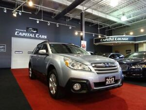 2013 Subaru Outback 2.5i LIMITED PKG / NAVIGATION / REAR ENTERTA