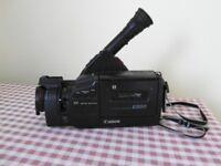 Canon Handheld Camcorder
