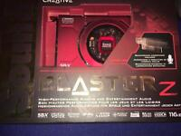 Sound Blaster Z Sound for a Custom PC (NEW)