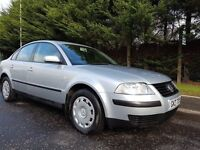 OCTOBER 2001 VOLKSWAGEN PASSAT 1.9 TDI TOTALLY ORIGINAL CONDITION THOUGHOUT SAME OWNER LAST 8YEARS!!