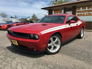 2013 Dodge Challenger R/T CLASSIC LEATHER HEMI