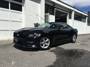 2015 Ford Mustang V6 Coupe! Only 48000kms!