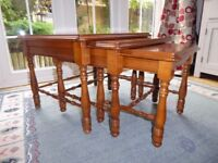Younger of London, Jamestown Furniture, Nest of Tables