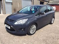 2011 FORD C-MAX DIESEL ESTATE AUTO not megane golf focus civic 308 corsa clio 7 seater