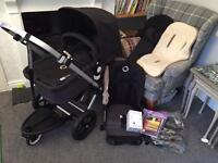 Bugaboo Cameleon Stroller Pushchair Buggy ***over £250 with of optional extras***